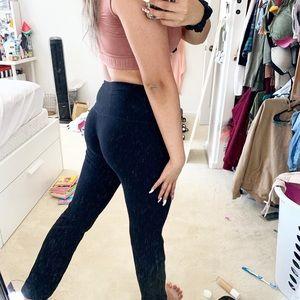 Pants - Black athletic leggings